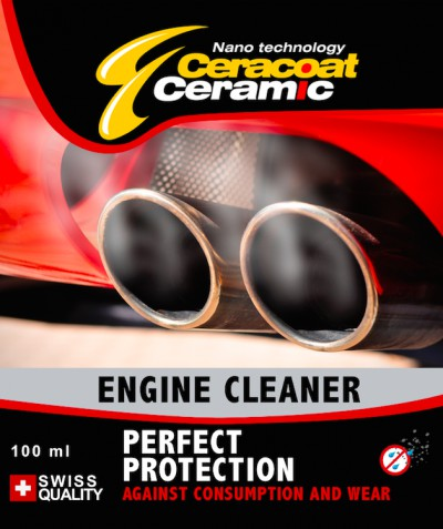 CERACOAT Ceramic Engine Cleaner