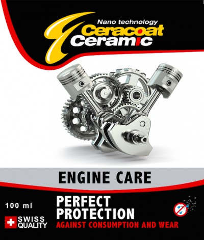 CERACOAT Ceramic Engine Care