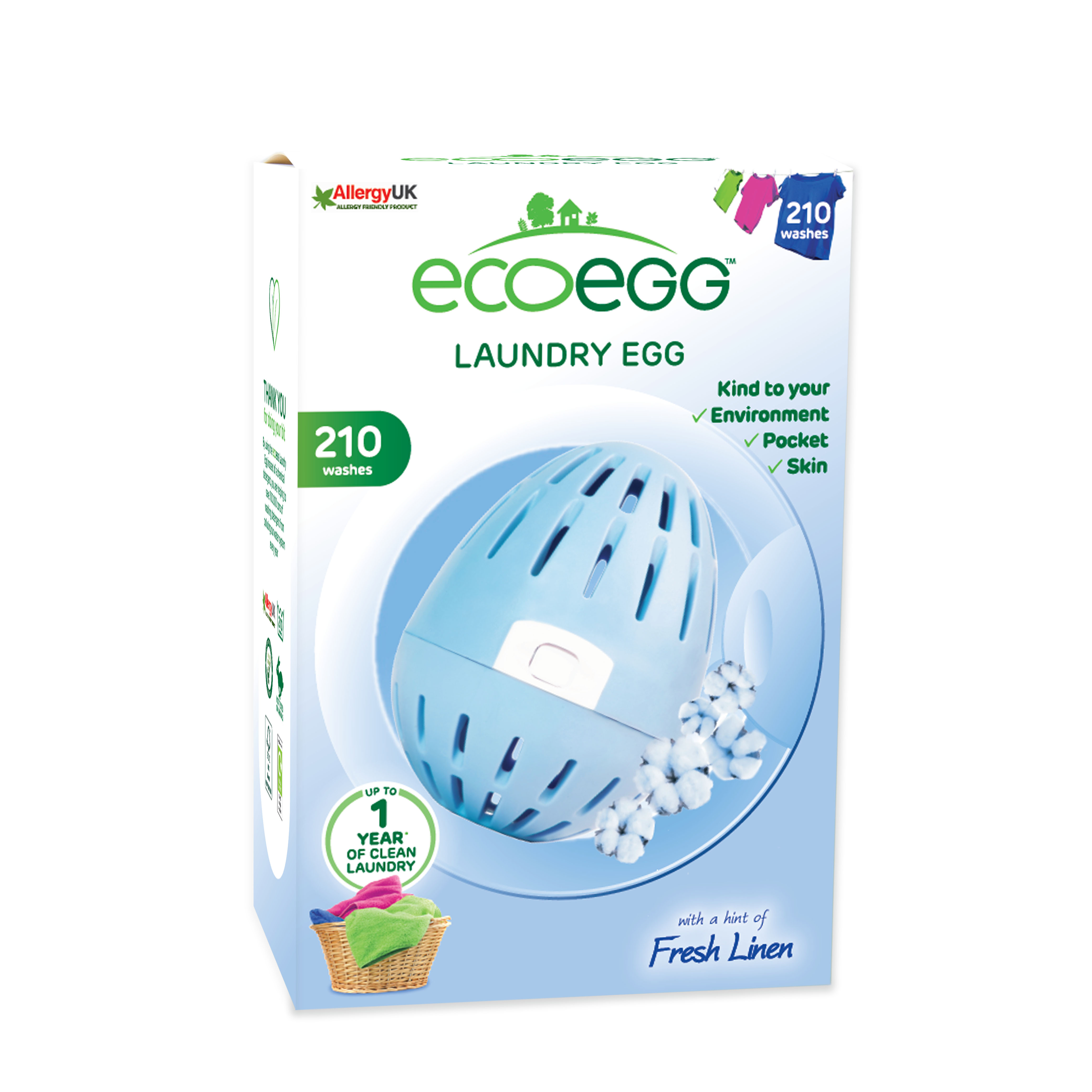 ECOEGG- Laundry Egg