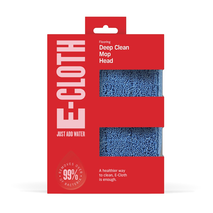 E-Cloth Deep Clean Mop- Replacement Head